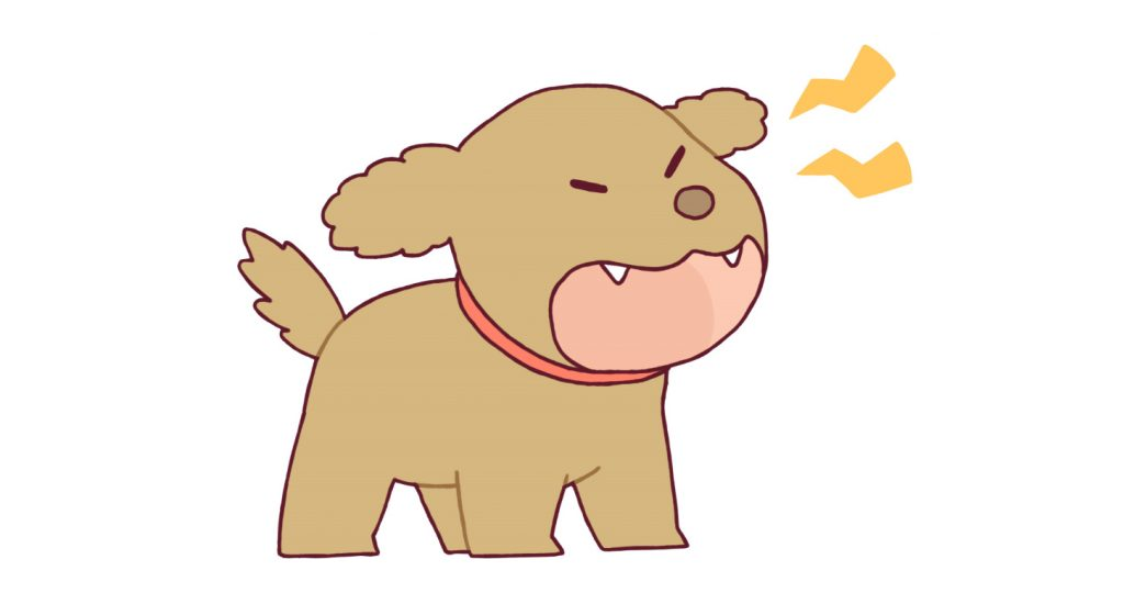 犬の吠え癖を治す方法